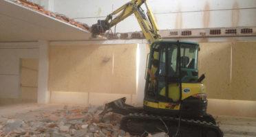Demolizione Industriale Controllata a Faenza