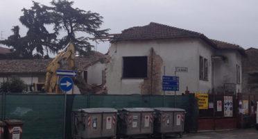 Demolizione Centro Storico di Ravenna a Brogo San Rocco