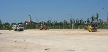 Realizzazione di Piazzale Industriale Ravenna
